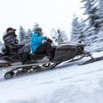 Kjøp snøscooter & snøfreser med kredittkort